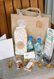 wedding welcome bags contents 32 awesome wedding welcome bags ideas happywedd
