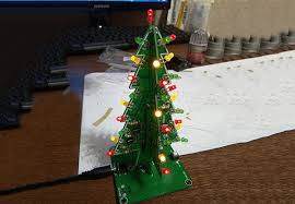 led christmas tree diy led christmas tree circuit kit 7212 from icstation