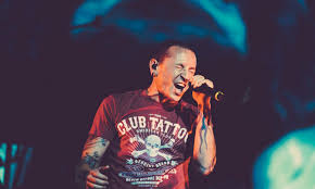 chester bennington exuded pain and pleasure all at the same time