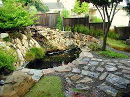 river rock landscape ideas sculpt gardens san francisco