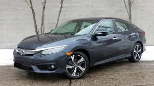 test drive 2016 honda civic touring the daily drive consumer