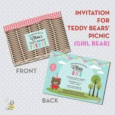 142 best teddy bear picnic party images on pinterest picnics