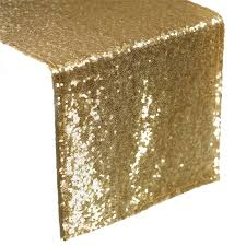 table rental atlanta gold sequin table runner luxe event rental