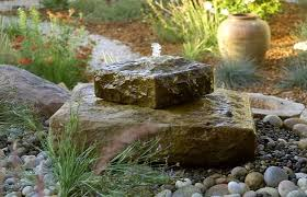 Rock Fountains For Garden Santa Barbara Ca Photo Gallery Landscaping Network