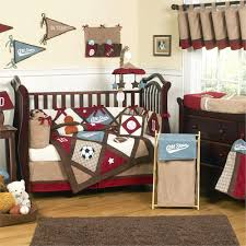 Vintage Mickey Mouse Crib Bedding All Sports Baby 9pc Crib Bedding Set By Jojo Designs