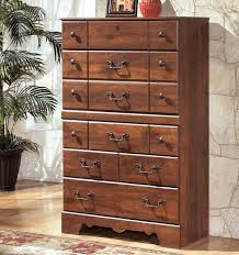 ashley furniture timberline poster bedroom set in warm brown