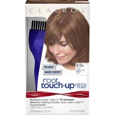Color Up Clairol Nice U0027n Easy Root Touch Up Permanent Hair Color 6 5a