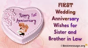 Best 25 Anniversary Wishes To 25th Wedding Anniversary Gifts For Sister And Brother In Law
