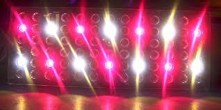 atlantik v2 1 par and spectrum light test u2022orphek
