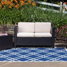 Large Outdoor Rugs Budge Maverick Outdoor Patio Rug Rug810gy4 8 X