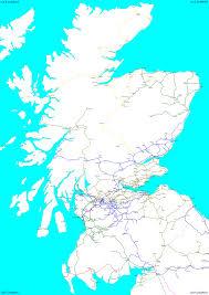 railscot clickable map of scotland