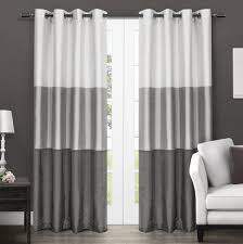 exclusive home decor curtains drapes wayfair young farm curtain single panel haammss