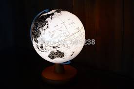 Globe Desk Lamp Lamp Remote Picture More Detailed Picture About Antique Wooden
