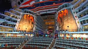 royalcaribbean best cruise ships of the world allure of the seas royal