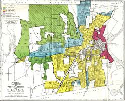 Maps Ct What Redlining Did To Connecticut U0027s Impoverished Neighborhoods