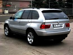 bmw jeep white x5 3 0