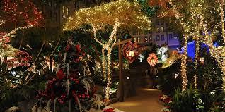 ethel m chocolate factory las vegas holiday lights holidays vegas style