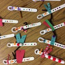 snowman ornaments made out of popsicle sticks 2016 christmas