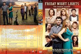 friday night lights season 4 friday night lights season 4 dvd cover 2010 r1 custom