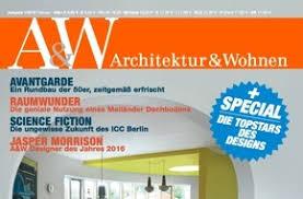 architektur und wohnen pressemitteilung jahreszeiten verlag a w architektur wohnen