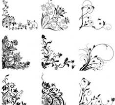 ornament corner search results free vector graphics and vector