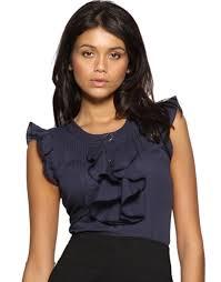 sleeveless ruffle blouse asos sleeveless ruffle front blouse 10 favourite fashion finds
