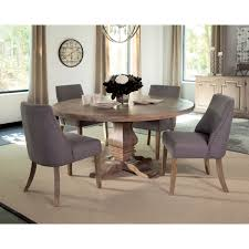 Round Dining Sets Chair Modern White Round Dining Table Set For 4 Eva Furniture 6