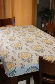 Round Kitchen Table Cloth by The 25 Best Tablecloth Diy Ideas On Pinterest Tea Party