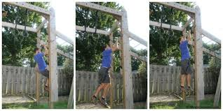 Backyard Ninja Warrior Course Remodelaholic How To Build Your Own American Ninja Warrior