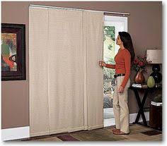 sliding window panels for sliding glass doors these are called u0027panel track shades u0027 love this look for sliding