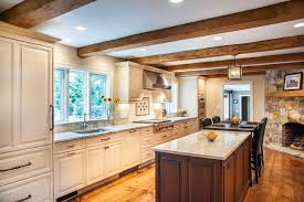 white on white kitchens are high style new england living
