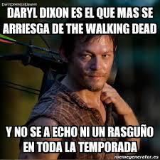 Daryl Dixon Memes - dixon memes