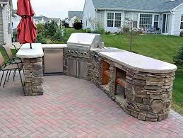 Backyard  Backyard Grill Ideas Inspiring Garden And Landscape - Backyard grill designs