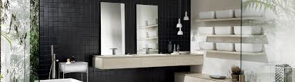 Bathroom Furniture Collection Rational Solutions And Sophisticated Details For Qi Bathroom Furniture