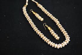 pearls necklace sets images Buy pearl necklace set online JPG