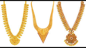 gold chain necklace long images South indian gold long chain designs catalogue jpg