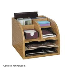 Corner Desk Organizer Wood Computer Desk Wood Desktop Organizer