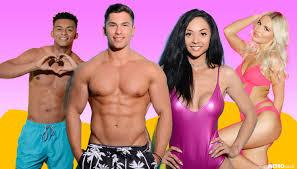 The Social Cast Meet The New Love Island Cast U0027feisty U0027 Social Media Star Ellisha