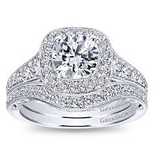 gabriel and co engagement rings halo engagement rings halo rings gabriel co