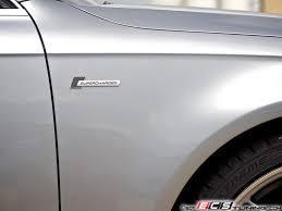 audi s4 v6 supercharged genuine volkswagen audi 4f0853601 supercharged badge