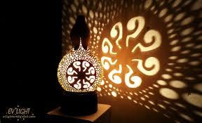 oranguan gourd lamp at night by evalightart on deviantart