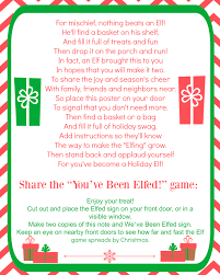 elf your neighbors this holiday season almost supermom