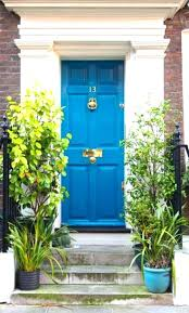 front doors chic blue front door paint for your home blue green