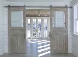 Doors Interior Design by Best 20 Glass Barn Doors Ideas On Pinterest Barn Doors For