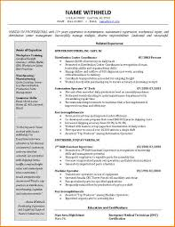 Sample Resume Objectives For Logistics by Business Business Development Resume Objective Resume Logistics