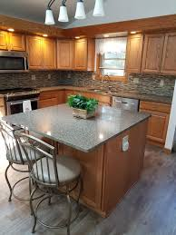 oak kitchen cabinets with glass doors honey oak kitchen cabinets with glass doors page 1 line