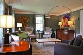 mid century modern table lamp living room mid century modern furniture living room large brick