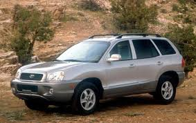 2003 hyundai santa fe photos specs radka car s