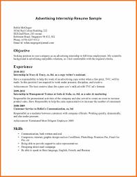 perfect resume examples afc communications intern 40 hoursweek resume samples prev sample objective for internship resume resume cv cover letter