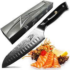 amazon com asian knives home u0026 kitchen santoku knives gyutou
